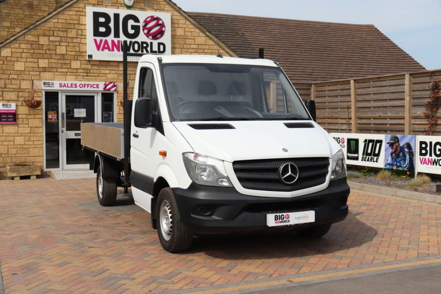 MERCEDES SPRINTER 313 CDI 129 MWB SINGLE CAB NEW BUILD ALLOY TIPPER - 10678 - 14