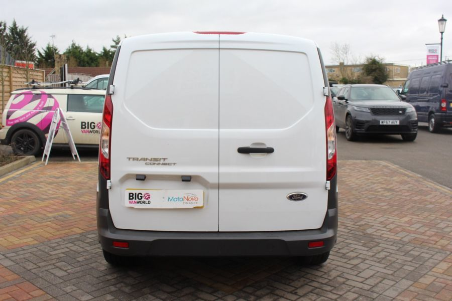 FORD TRANSIT CONNECT 220 TDCI 75 L1 H1 DOUBLE CAB 5 SEAT CREW VAN - 7182 - 6