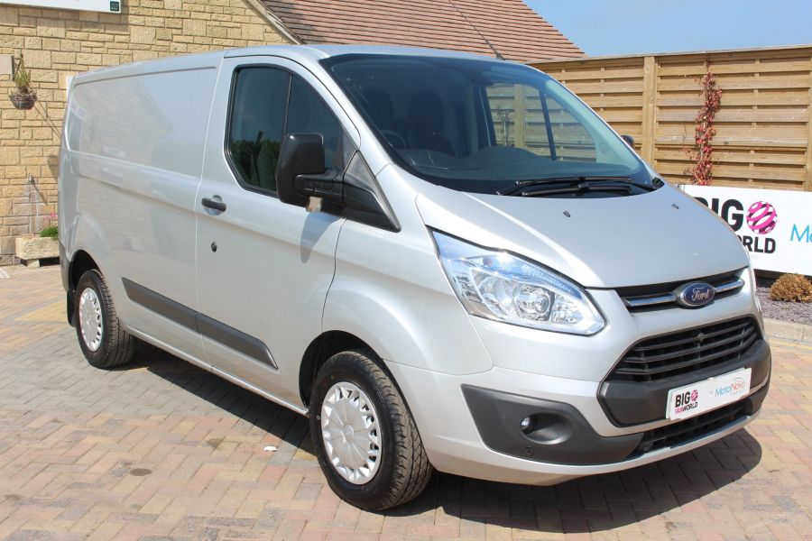 FORD TRANSIT CUSTOM 270 TDCI 100 TREND L1 H1 SWB LOW ROOF - 7163 - 1