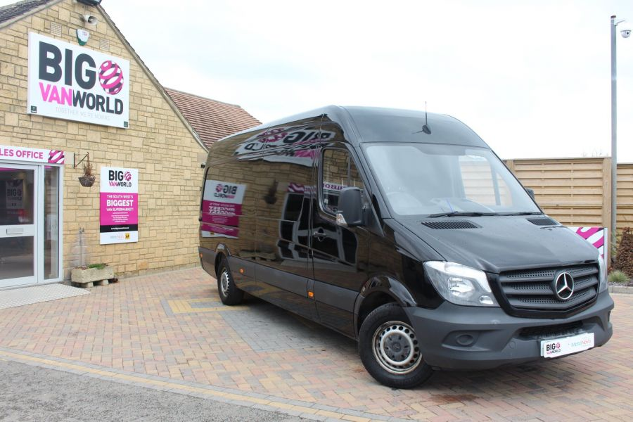 MERCEDES SPRINTER 313 CDI LWB HIGH ROOF - 7284 - 3