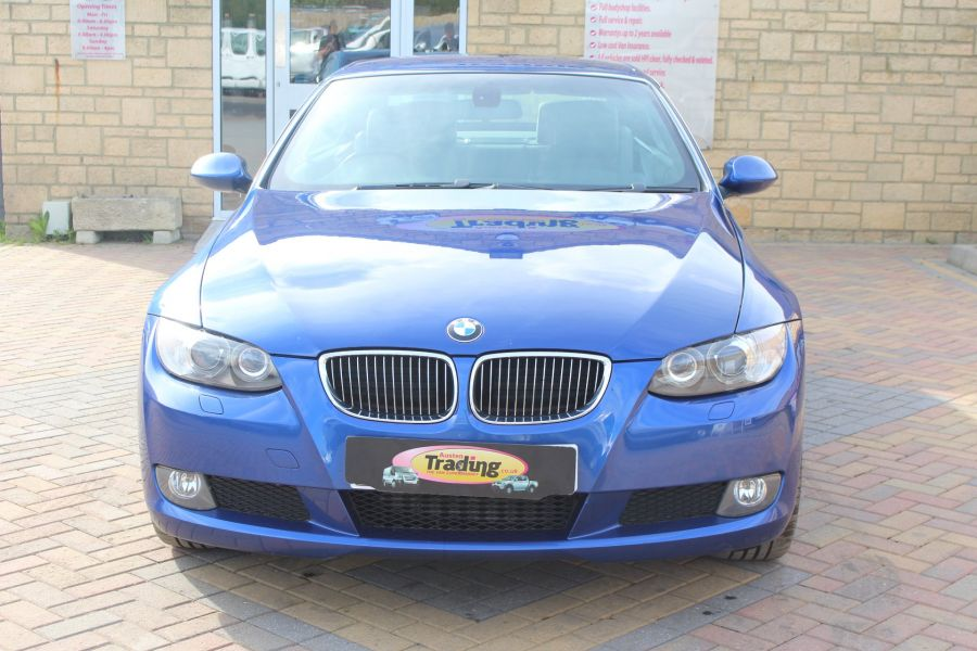 BMW 3 SERIES 330D SE AUTO CONVERTIBLE - 6042 - 7
