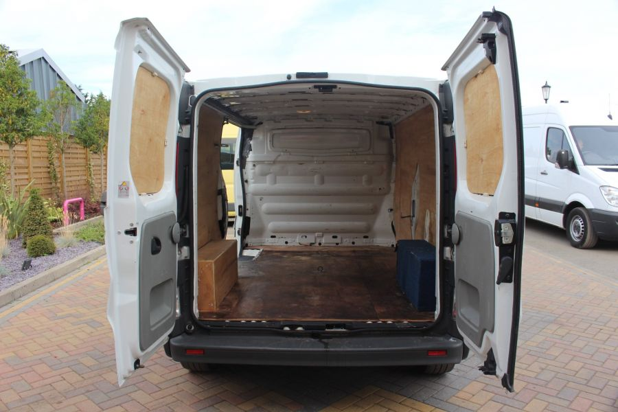 RENAULT TRAFIC LL29 DCI 115 L2 H1 LWB LOW ROOF - 6349 - 18