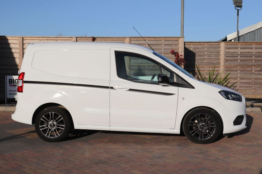 FORD TRANSIT COURIER 1.5 TDCI 100 SPORT - 11601 - 7