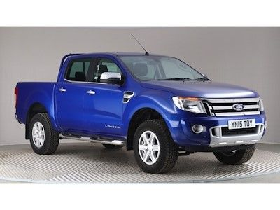 FORD RANGER TDCI 150 LIMITED 4X4 DOUBLE CAB - 11049 - 1