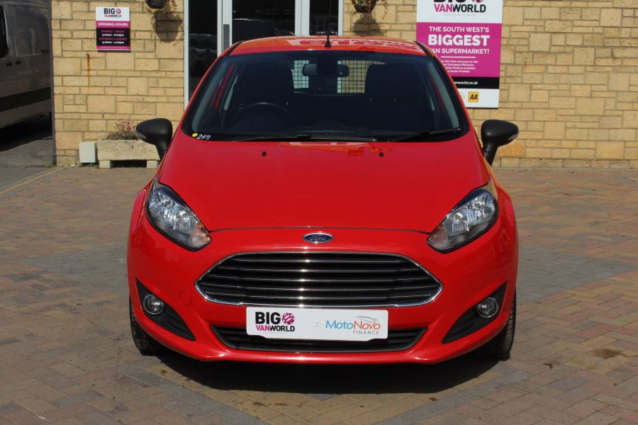 FORD FIESTA TDCI 95 ECONETIC TREND - 6293 - 10