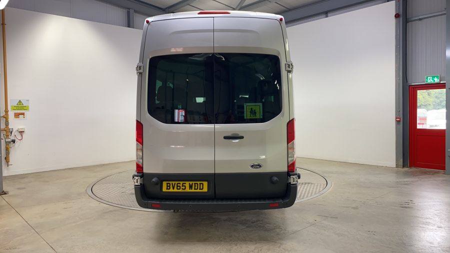 FORD TRANSIT 460 TDCI 155 L4H3 TREND 17 SEAT BUS HIGH ROOF DRW RWD - 11312 - 4