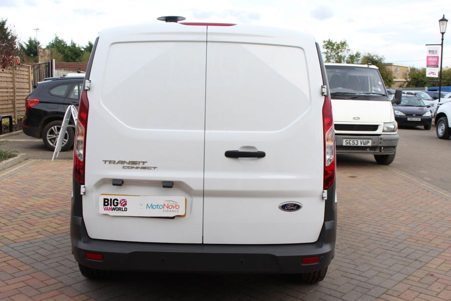 FORD TRANSIT CONNECT 240 TDCI 95 L2 H1 LWB LOW ROOF - 6725 - 6