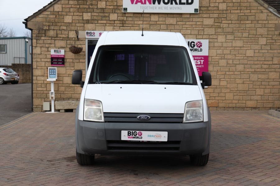 FORD TRANSIT CONNECT T230 L TDCI 90 LWB HIGH ROOF  (13914) - 12297 - 12