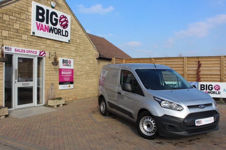 FORD TRANSIT CONNECT 200 TDCI 75 L1 H1 SWB LOW ROOF - 7328 - 1