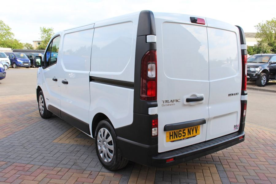 RENAULT TRAFIC SL27 DCI 120 BUSINESS ENERGY SWB LOW ROOF - 8861 - 7