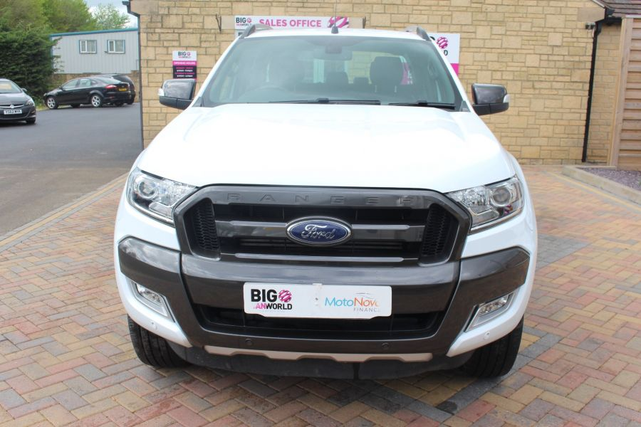 FORD RANGER WILDTRAK TDCI 200 4X4 DOUBLE CAB WITH ROLL'N'LOCK TOP - 9156 - 10