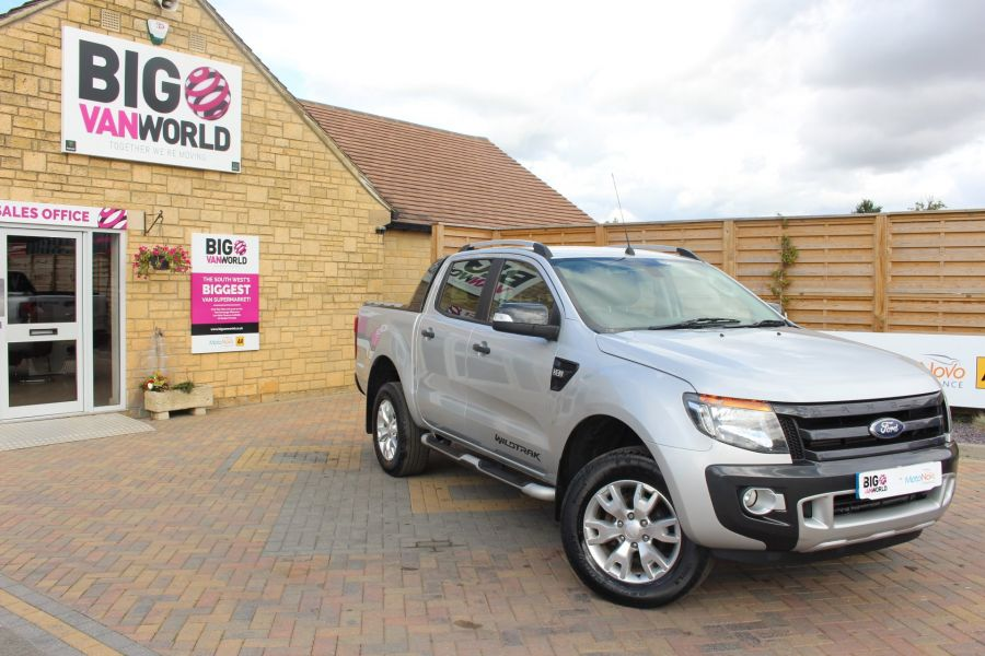 FORD RANGER WILDTRAK TDCI 200 4X4 DOUBLE CAB  - 8201 - 2