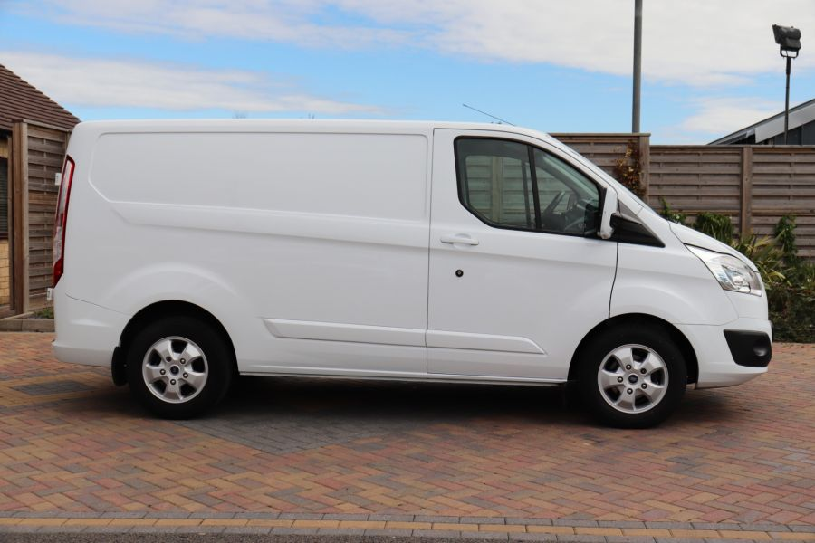 FORD TRANSIT CUSTOM 310 TDCI 130 L1H1 LIMITED SWB LOW ROOF - 10921 - 5
