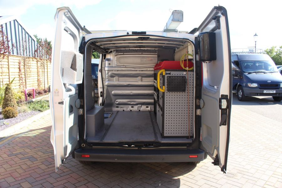 RENAULT TRAFIC SL29 DCI 115 L1 H1 SWB LOW ROOF - 6721 - 22