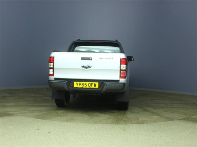 FORD RANGER WILDTRAK TDCI 197 4X4 DOUBLE CAB - 6991 - 3