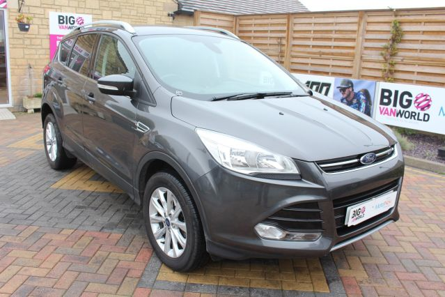 Used FORD KUGA in Used Cars Swindon for sale