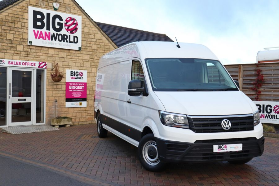 VOLKSWAGEN CRAFTER CR35 TDI 140 STARTLINE LWB HIGH ROOF  (14029) - 12247 - 3