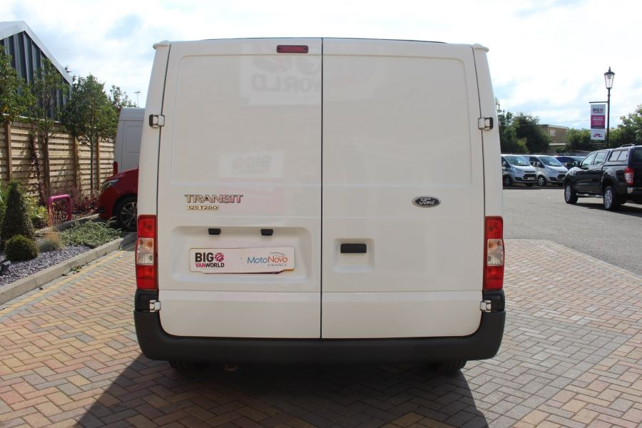FORD TRANSIT 280 TDCI 125 SWB LOW ROOF FWD - 6451 - 6