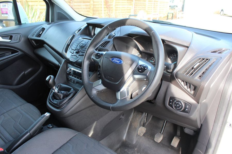 FORD TRANSIT CONNECT 240 TDCI 115 LIMITED L2 H1 LWB - 6165 - 13