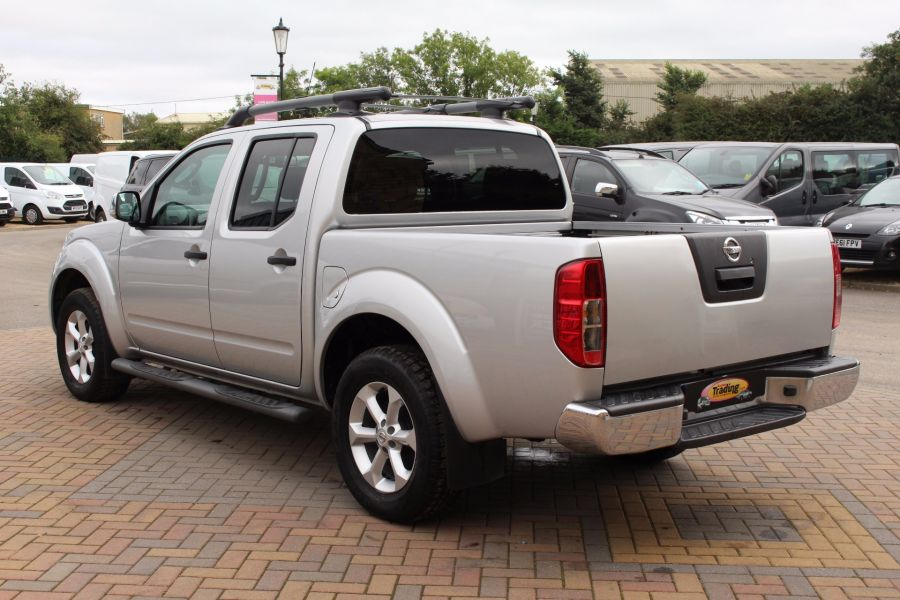 NISSAN NAVARA DCI 190 TEKNA CONNECT 4X4 DOUBLE CAB - 5188 - 5