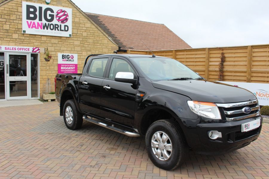 FORD RANGER XLT 4X4 DOUBLE CAB TDCI 150 - 6213 - 2