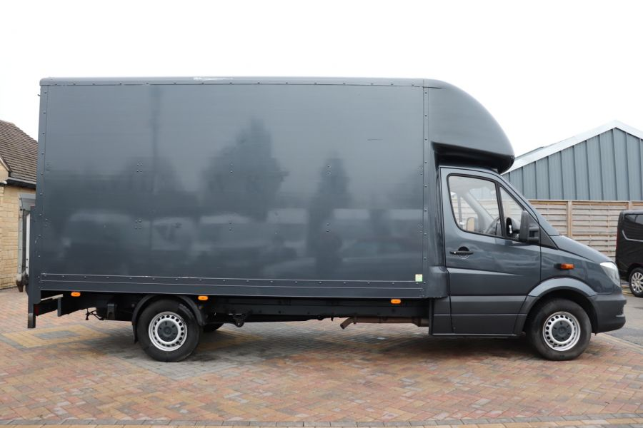 MERCEDES SPRINTER 314 CDI 140 LWB LUTON WITH TAIL LIFT - 11407 - 5