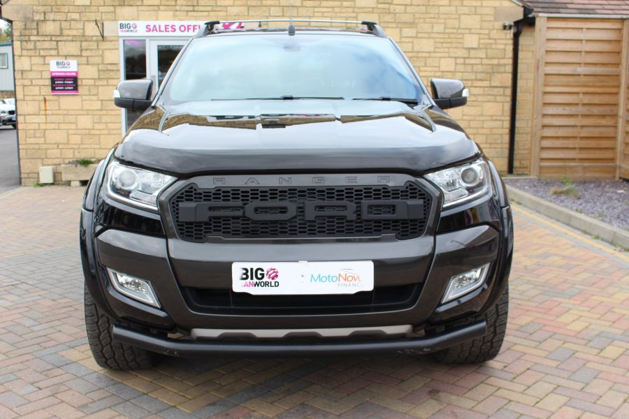 FORD RANGER WILDTRAK TDCI 200 4X4 DOUBLE CAB WITH ROLL'N'LOCK TOP - 8607 - 9