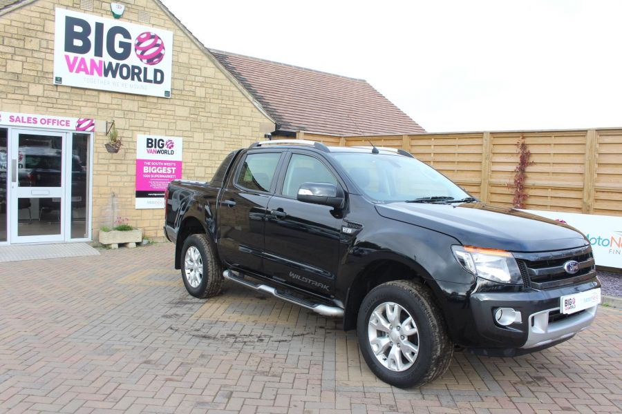FORD RANGER WILDTRAK TDCI 200 4X4 DOUBLE CAB WITH ROLL'N'LOCK TOP - 6801 - 2