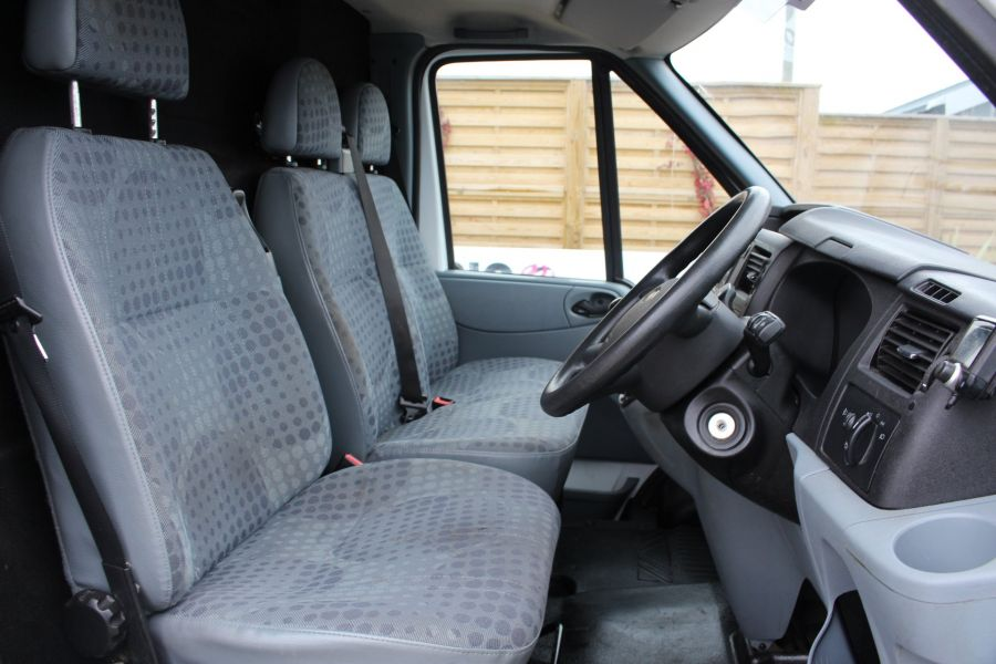 FORD TRANSIT 280 TDCI 125 SWB LOW ROOF FWD - 7093 - 11