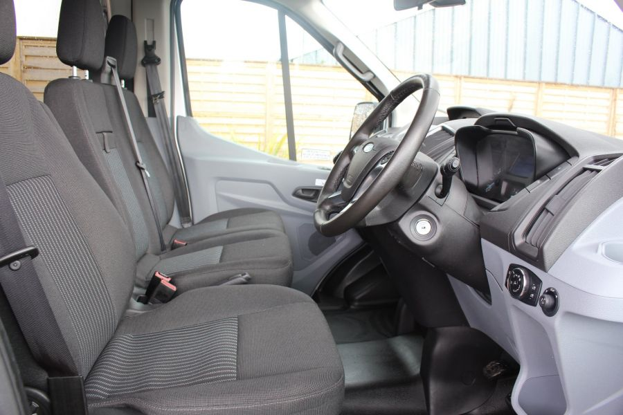 FORD TRANSIT 410 TDCI 155 L3 H3 TREND 15 SEAT BUS LWB HIGH ROOF RWD - 9122 - 9