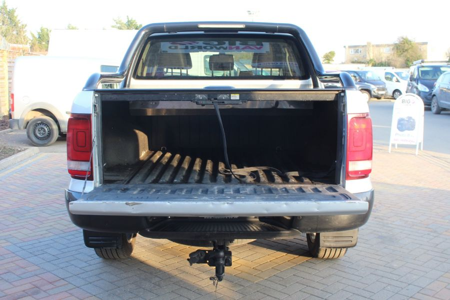 VOLKSWAGEN AMAROK TDI 180 CANYON 4MOTION DOUBLE CAB AUTO WITH ROLL'N'LOCK TOP - 7311 - 24