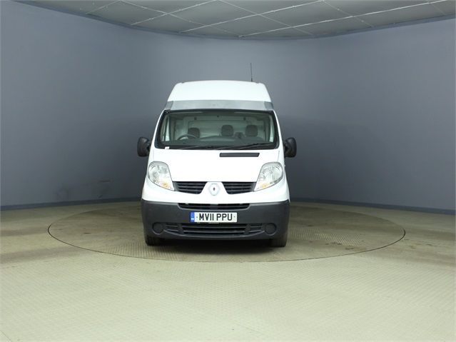 RENAULT TRAFIC LH29 DCI 115 LWB HIGH ROOF - 7435 - 6