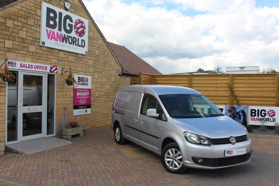 VOLKSWAGEN CADDY MAXI C20 TDI 102 HIGHLINE - 6136 - 1