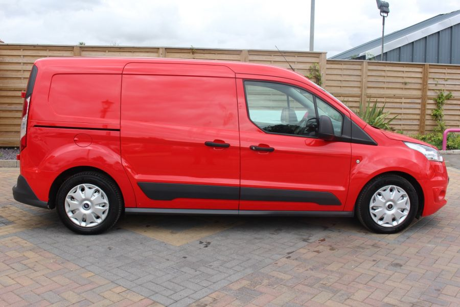 FORD TRANSIT CONNECT 210 TDCI 95 L2 H1 TREND LWB LOW ROOF - 8060 - 4