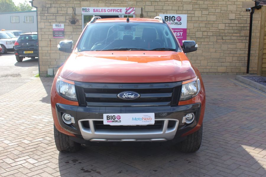 FORD RANGER WILDTRAK 4X4 DOUBLE CAB TDCI 200 - 6114 - 9