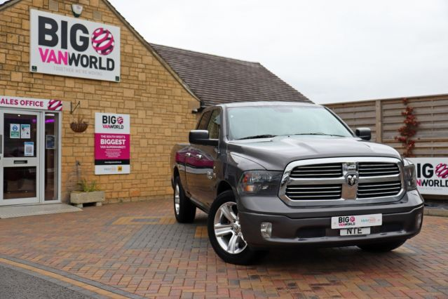 Used DODGE (USA) RAM in Used Vans Swindon for sale
