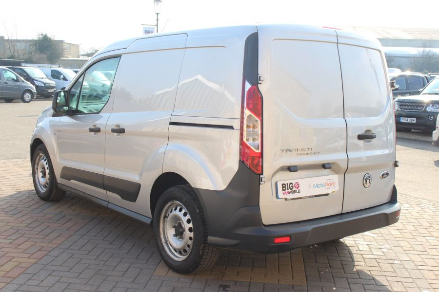 FORD TRANSIT CONNECT 200 TDCI 75 L1 H1 SWB LOW ROOF - 7328 - 7
