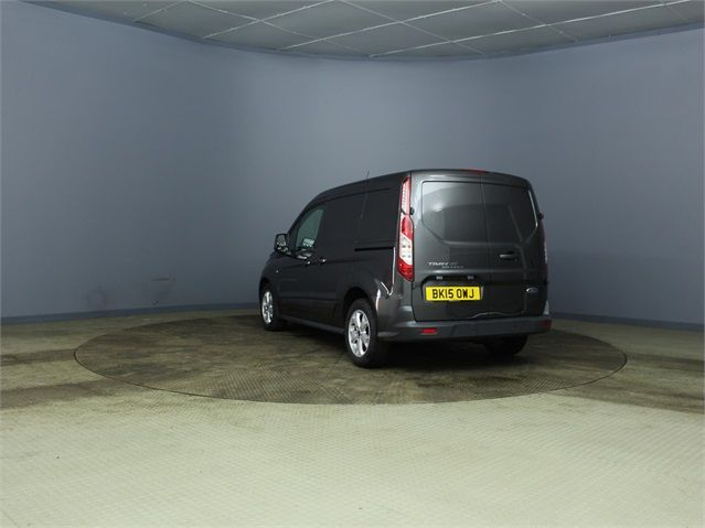 FORD TRANSIT CONNECT 200 TDCI 115 L1 H1 LIMITED SWB LOW ROOF - 7566 - 4