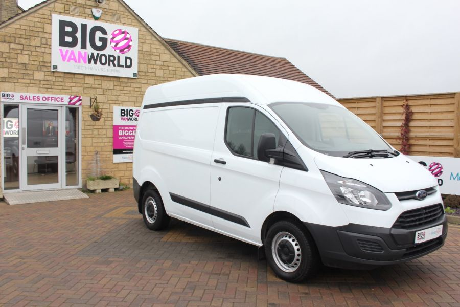 FORD TRANSIT CUSTOM 270 TDCI 100 L1 H2 SWB HIGH ROOF FWD - 6966 - 3