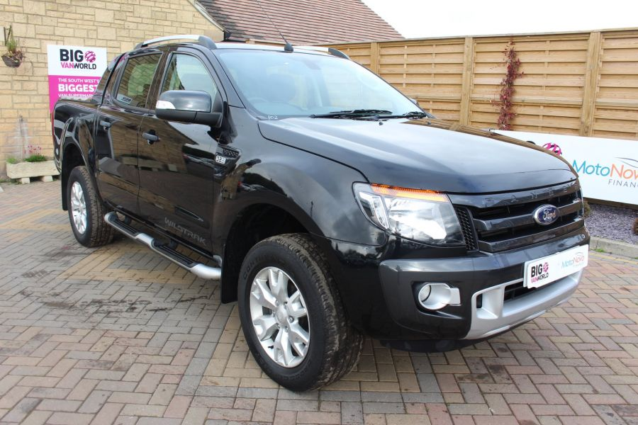 FORD RANGER WILDTRAK TDCI 200 4X4 DOUBLE CAB WITH ROLL'N'LOCK TOP - 6801 - 3