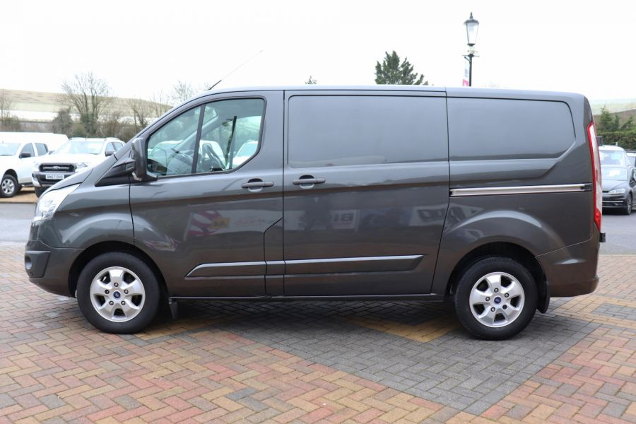 FORD TRANSIT CUSTOM 290 TDCI 170 L1H1 LIMITED SWB LOW ROOF FWD - 10514 - 9