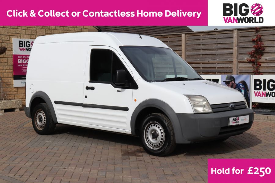 FORD TRANSIT CONNECT T230 L TDCI 90 LWB HIGH ROOF  (13914) - 12297 - 1
