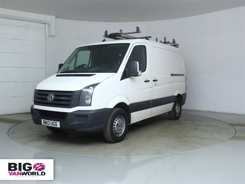 VOLKSWAGEN CRAFTER CR30 TDI 109 SWB LOW ROOF - 7354 - 5