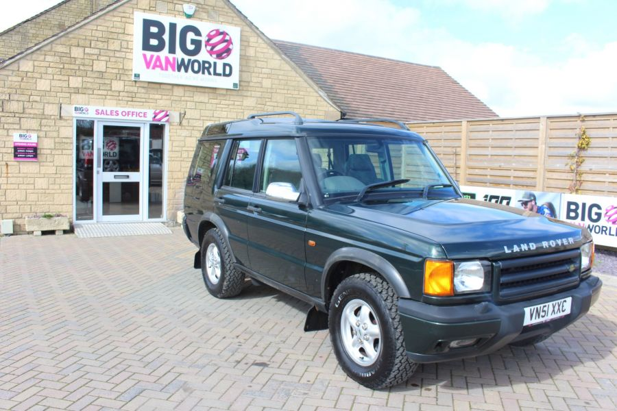 LAND ROVER DISCOVERY TD5 136 GS 7STR - 9105 - 3