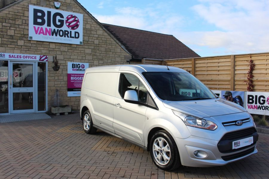 FORD TRANSIT CONNECT 240 TDCI 115 LIMITED L2 H1 LWB - 7241 - 2