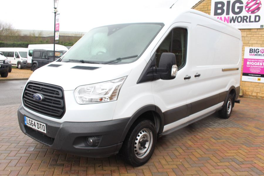 FORD TRANSIT 310 TDCI 100 L3 H2 LWB MEDIUM ROOF FWD - 8972 - 8