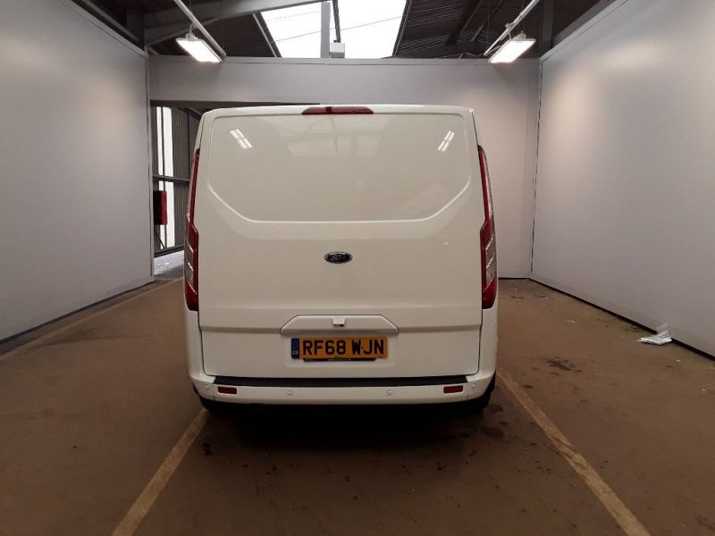 FORD TRANSIT CUSTOM 340 TDCI 130 L1H1 LIMITED SWB LOW ROOF FWD - 11262 - 4