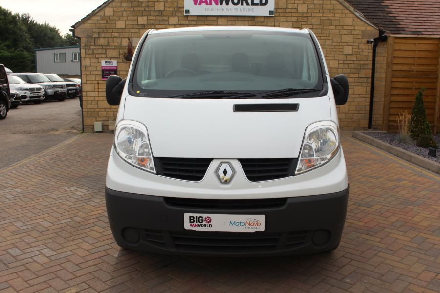RENAULT TRAFIC LL29 DCI 115 L2 H1 LWB LOW ROOF - 6349 - 9