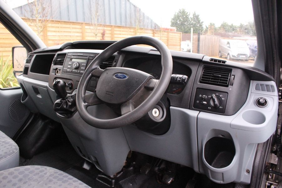 FORD TRANSIT 280 TDCI 110 LWB SEMI HIGH ROOF - 7121 - 11