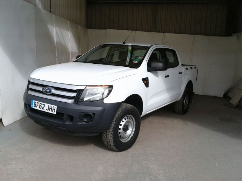 FORD RANGER TDCI 150 XL 4X4 DOUBLE CAB WITH ROLL'N'LOCK TOP - 9264 - 1